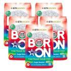 Boron Doğal Mineralli Renkliler 5x4 kg Çamaşır Deterjanı