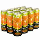 Cappy Portakal 330 ml 12'li Paket Teneke Kutu Nektari