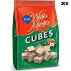 Çizmeci Time Wafer Master Cubes 100x6 gr Fındıklı  Gofret