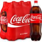 Coca Cola 6x2 lt