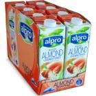 Danone Alpro Badem Sütü Şekersiz 1 lt 8'li