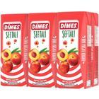Dimes 6X200 ml Şeftali Meyve Suyu