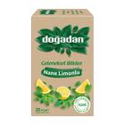 Doğadan Nane Limonlu Çay
