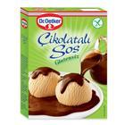 Dr. Oetker Glutensiz 128 gr Çikolatalı Sos