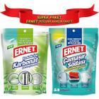 Ernet 1.5 kg Temizlik İçin Karbonat + 2 kg Ernet Çamaşır Sodası