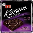 Eti Karam %70 60 gr Bitter Kare Çikolata