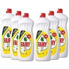 Fairy 6x650 ml Bulaşık Deterjanı