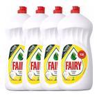 Fairy Limon 4'lü 1350 ml Sıvı Bulaşık Deterjanı