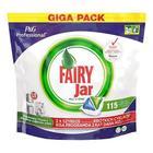 Fairy Platinium 115 Adet Bulaşık Makinası Tableti