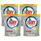 Fairy Platinum 43x3 Adet Bulaşık Makinesi Tableti