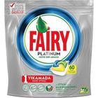 Fairy Platinum 60 Adet Bulaşık Makinesi Tableti