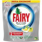 Fairy Platinum Limon Kokulu 90 Yıkama Bulaşık Makinesi Kapsülü