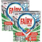Fairy Platinum Plus Hızlı Çözünme 2x50 Kapsül Bulaşık Makinesi Deterjanı Kapsülü