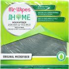 Farmasi Mr. Wipes Gri 40x40 cm Antibakteriyel Mikrofiber Zor Kir ve Yağ Bezi