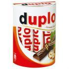 Ferrero Duplo Schmeckt Knusperleıcht 10 Rıegel 18,2 gr