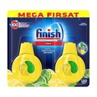 Finish 2'li Limonlu Bulaşık Makine Kokusu