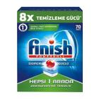 Finish Hepsi Bir Arada 70 Adet Tablet