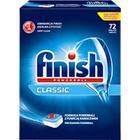 Finish Klasik 72'li Bulaşık Makinesi Tableti
