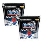 Finish Max Quantum 2x50'li Tablet