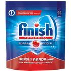 Finish Powerball Hepsi Birarada 55'li Bulaşık Tableti