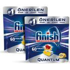 Finish Powerball Quantum Limonlu 60 Tablet 2'li Paket 120 Tablet