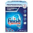 Finish Professional 125'li Bulaşık Makinesi Tableti