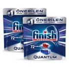 Finish Quantum 2x72 Tablet Bulaşık Makinesi Deterjanı