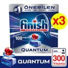 Finish Quantum 3x100 Tablet Bulaşık Makinesi Deterjanı