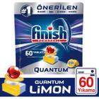 Finish Quantum Limonlu 60'lı Tablet Bulaşık Makinesi Deterjanı