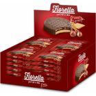 Fiorella 24x22,5 gr Fındık Kremalı Çikolatalı Bisküvi