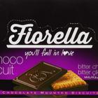 Fiorella Bitter Çikolatalı Bisküvi 6'lı  x 102 gr
