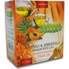Florest Kayısılı Biberiyeli Bitkisel Çay Süzen Poşet