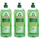 Frosch Limonlu Balsam 3x750 ml Sıvı Bulaşık Deterjanı