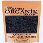 Glş Şifahanem Organik Aktar 250 gr Tane Yağı Alınmamış Çörek Otu Tohumu