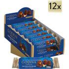 Godiva Domes Çikolata Fındıklı 30 gr X12