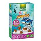 Gullon Dibus Sharkies Glutensiz Bisküvi 250 gr