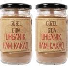 Güzel Ada Gıda 150 gr x 2 Organik Ham Kakao Tozu