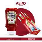 Heinz Ketçap 460 gr +  Orta Bot Buzdolabı Poşeti Hediye