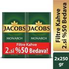 Jacobs  2x250 gr Filitre Kahve