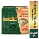 Jacobs 2x250 gr Filtre Kahve
