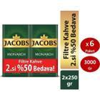 Jacobs Monarch 12x250 gr Filtre Kahve