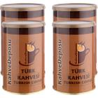 Kahve Deposu 4x250 gr Türk Kahvesi