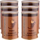 Kahve Deposu 6x250 gr Türk Kahvesi