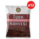 Kahve Dünyası 12'li 100gr Çok Kavrulmuş Türk Kahvesi