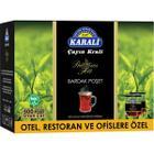 Karali Premium 500'lü Siyah Bardak Çay