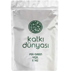 Katkı Dünyası E142 Pea Green Yeşil 100 gr Toz Gıda Boyası