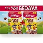 Kellogg's Coco Pops Buğday ve Mısır Gevreği 2x450 gr
