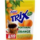 Kent Trix Portakal Aromalı 12x300 gr Toz İçecek