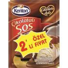 Kenton 2x128 gr Sos Çikolata Aşki Çikolatali