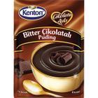 Kenton 6x100 gr Bitter Çikolatalı Puding